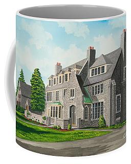 Kappa Delta Rho South View Coffee Mug