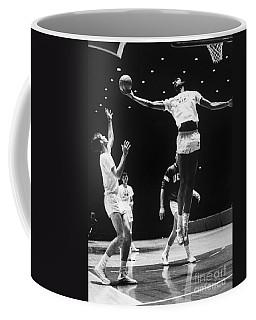 Kareem Abdul Jabbar (1947-) Coffee Mug
