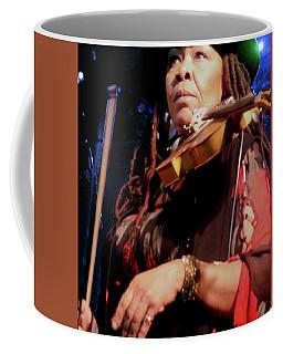 Karen Briggs 2017 Hub City Jazz Festival - Pause Coffee Mug