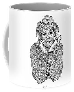 Karen Marie Coffee Mug by Dave Luebbert