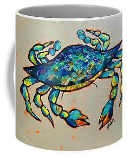 Karl The Crab Coffee Mug