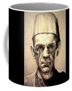 Karloff Coffee Mug by Fred Larucci