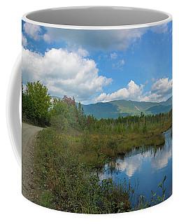 Katahdin In The Clouds Coffee Mug