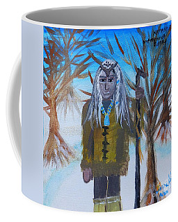 Katanka Protector Of Buffalo Coffee Mug