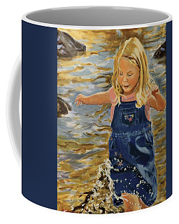 Kate Splashing Coffee Mug