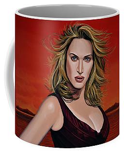 Kate Winslet Coffee Mug