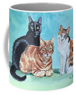 Kates's Cats Coffee Mug