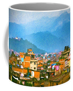 Kathmandu, Nepal Coffee Mug
