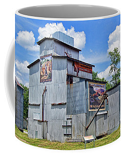 Katy Land Trust Murals At Treloar Coffee Mug