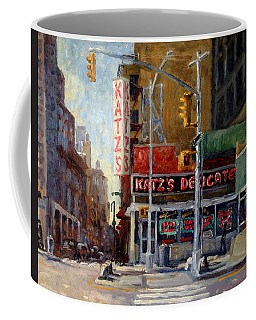 Katz's Delicatessen, New York City Coffee Mug