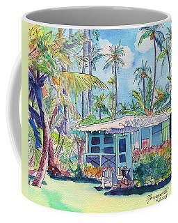Kauai Blue Cottage 2 Coffee Mug