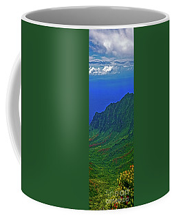 Kauai  Napali Coast State Wilderness Park Coffee Mug