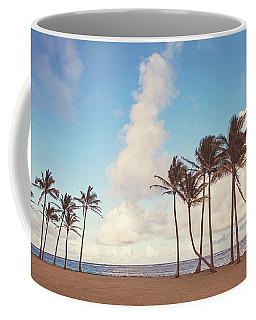 Kauai Palm Trees Coffee Mug