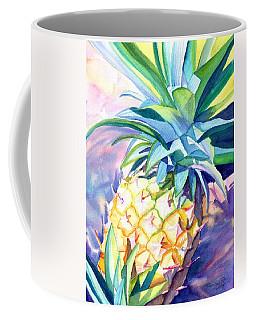 Kauai Pineapple 3 Coffee Mug