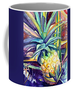Kauai Pineapple 4 Coffee Mug