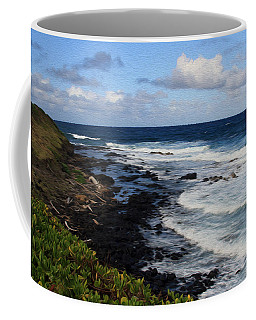 Kauai Shore 1 Coffee Mug