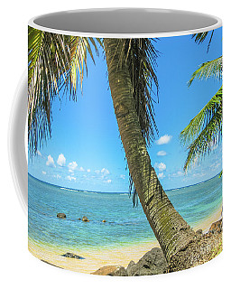 Kauai Tropical Beach Coffee Mug