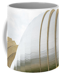 Kauffman Center Performing Arts Coffee Mug by Pamela Williams