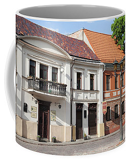 Kaunas Old Town Coffee Mug