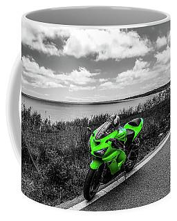 Kawasaki Ninja Zx-6r 2 Coffee Mug