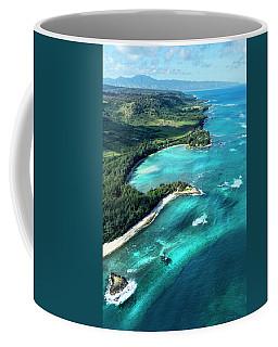 Kawela Bay, Looking West Coffee Mug