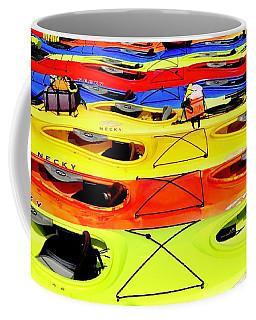 Kayak Caboodle Coffee Mug
