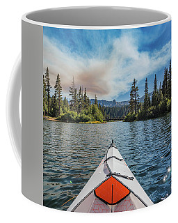 Kayak Views Coffee Mug