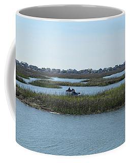 Kayakers Coffee Mug