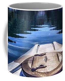 Kayaking In Mccloud Coffee Mug