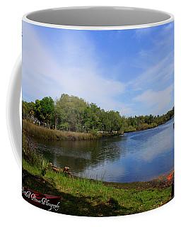 Kayaking The Cotee River Coffee Mug