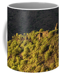 Kayan Fortress At Late Evening, Armenia Coffee Mug