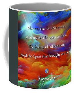 Kaypacha August 17,2016 Coffee Mug