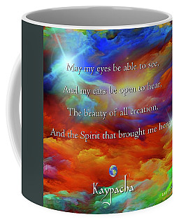 Kaypacha August 17,2016 Coffee Mug