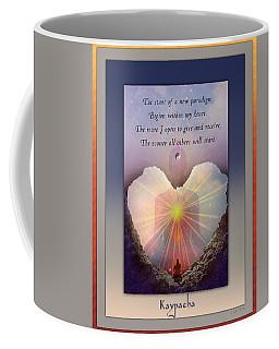Kaypacha Mantra 3.3.2015 Coffee Mug