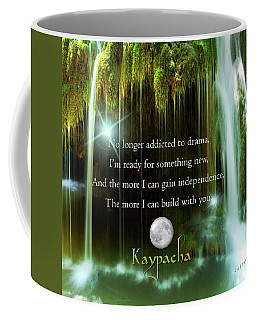 Kaypacha - November 10, 2016 Coffee Mug