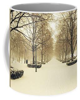 Kc Snow With Parisian Flare Coffee Mug