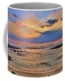Coffee Mug featuring the photograph Keahuolu Point by DJ Florek