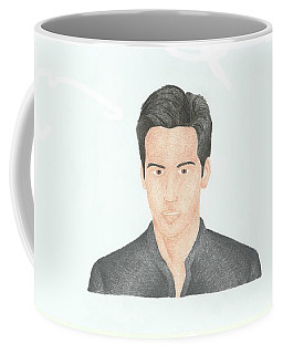 Keanu Reeves Coffee Mug