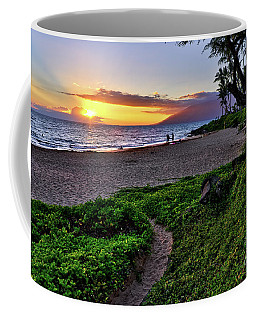 Keawakapu Beach Coffee Mug