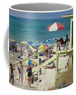 Keep Back 15 Ft Coffee Mug