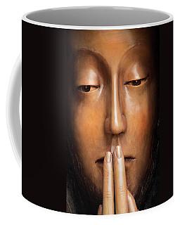 Keep Quiet Coffee Mug