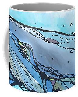 Keep Swimming Coffee Mug