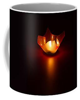 Keep The Light On Coffee Mug