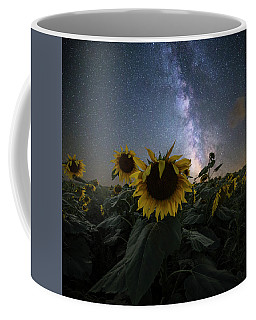 Coffee Mug featuring the photograph Keep Your Head Up by Aaron J Groen