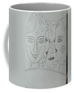Keeper Of Secrets Coffee Mug