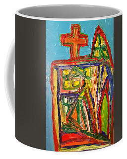 Keeper Of The Faith Coffee Mug