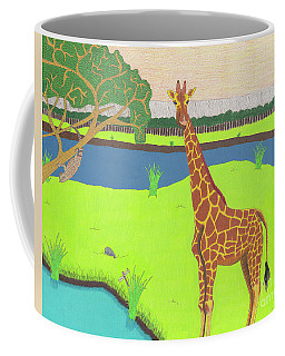 Keeping A Lookout Coffee Mug