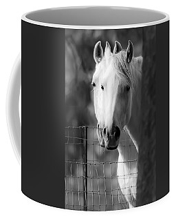 Coffee Mug featuring the photograph Keeping Their Eyes On Us D3126 by Wes and Dotty Weber