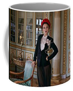 Keira Knightley Coffee Mug