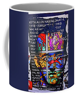 Keith Haring  Coffee Mug